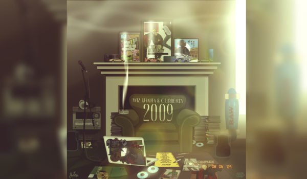 Wiz Khalifa & Curren$y – 2009 (Album)