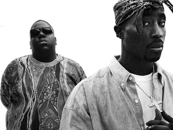 Η διαμάχη East και West Coast,Tupac & Biggie. tupac and biggie 2